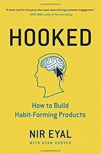 Hooked book for product managers