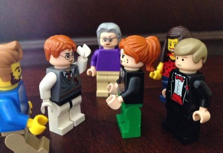 Lego-meeting