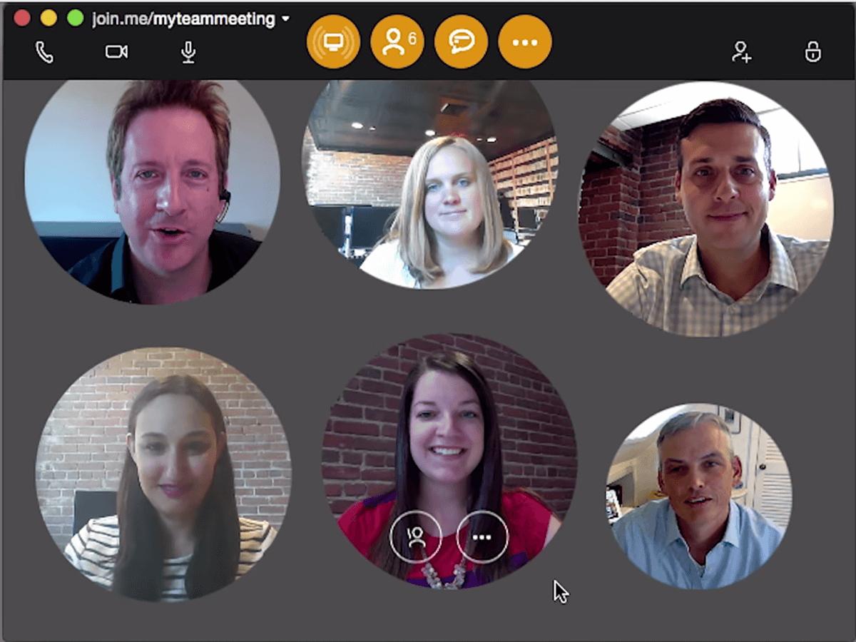 join me app, group meeting app, hygger article, online meetings