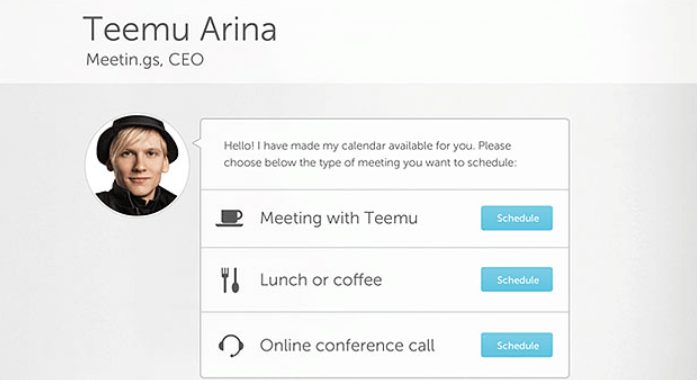 meetings. online meeting app, video conference app, hygger review