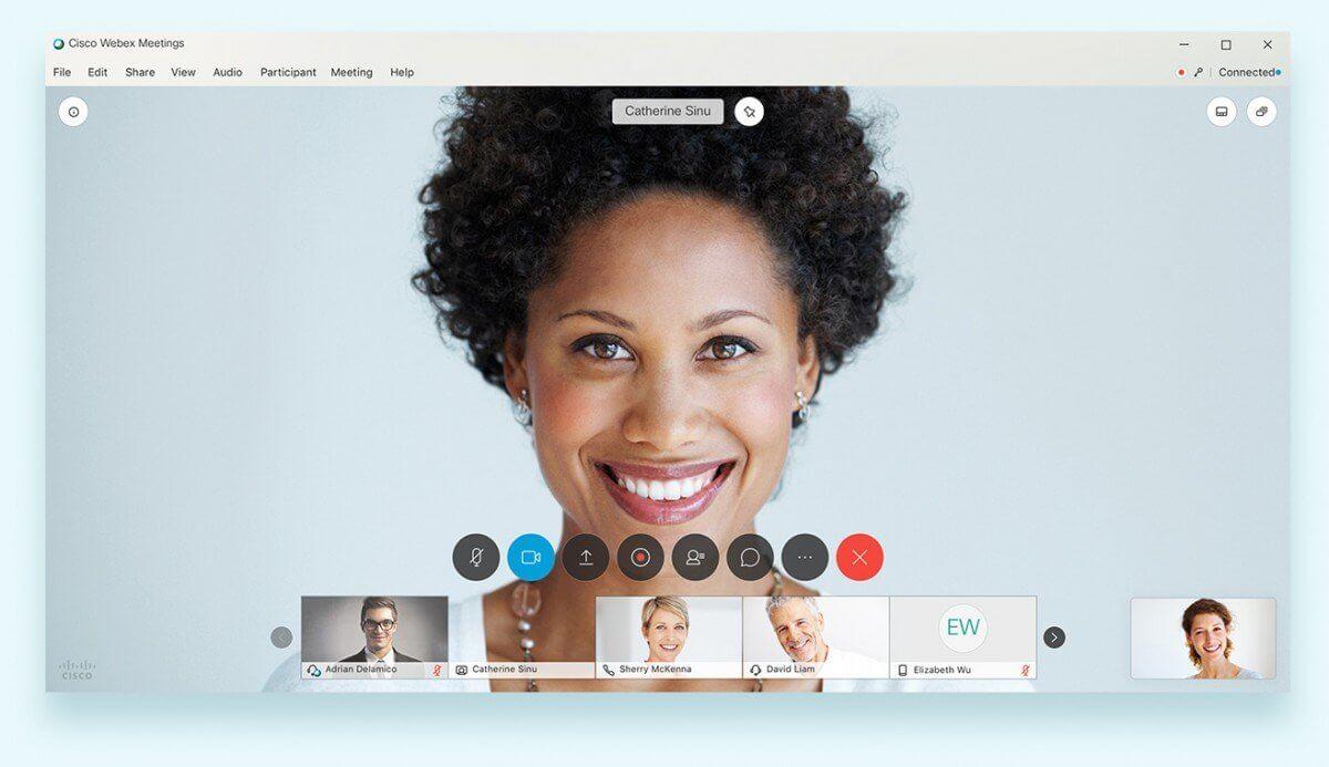 webex app, online meetings app, group meetings, hygger review