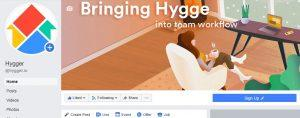 Join Hygger Facebook page