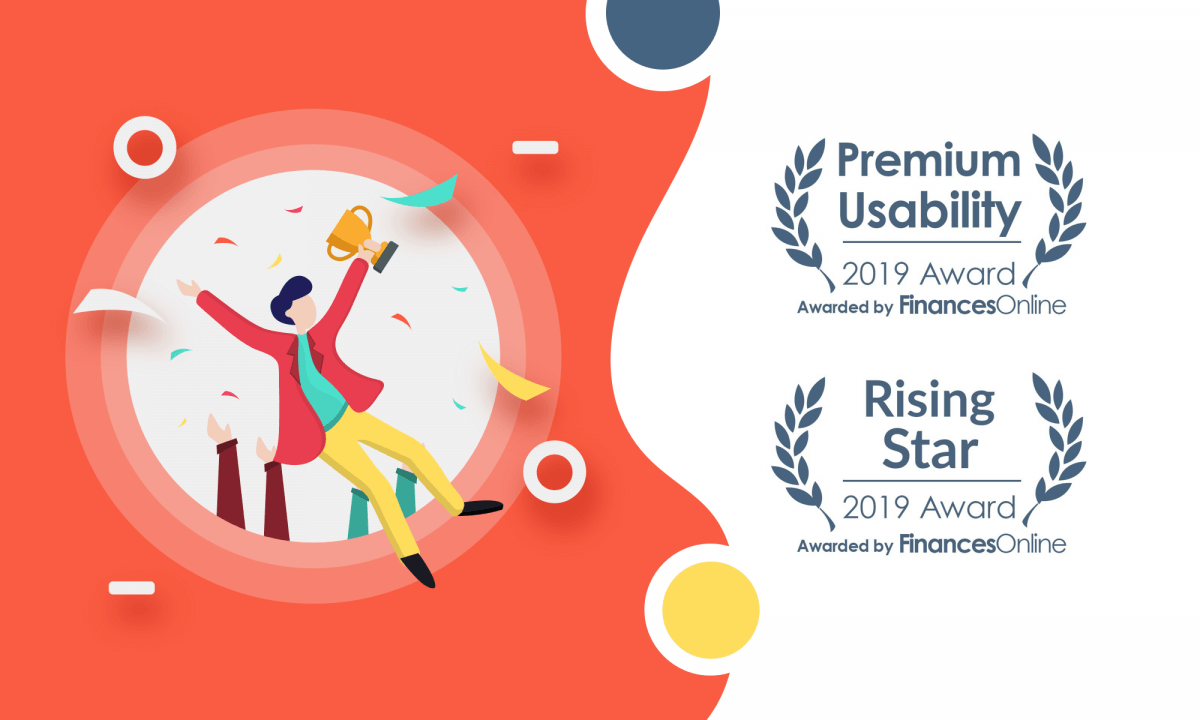 Hygger Achieves Premium Usability and Rising Star 2019 Awards for Project Management Software