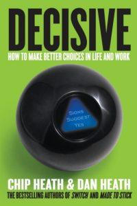 Books for making fast decisions