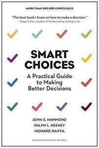 Quick decision making books