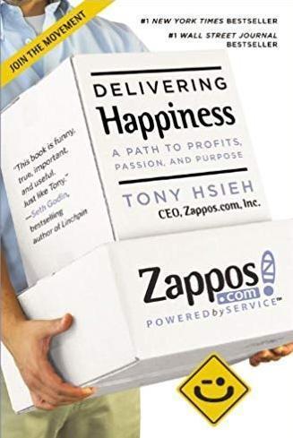 Zappos book