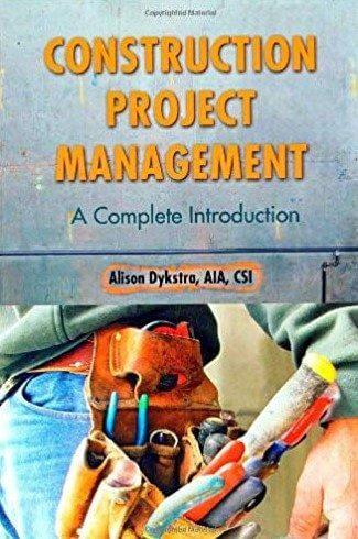 project management books, construction