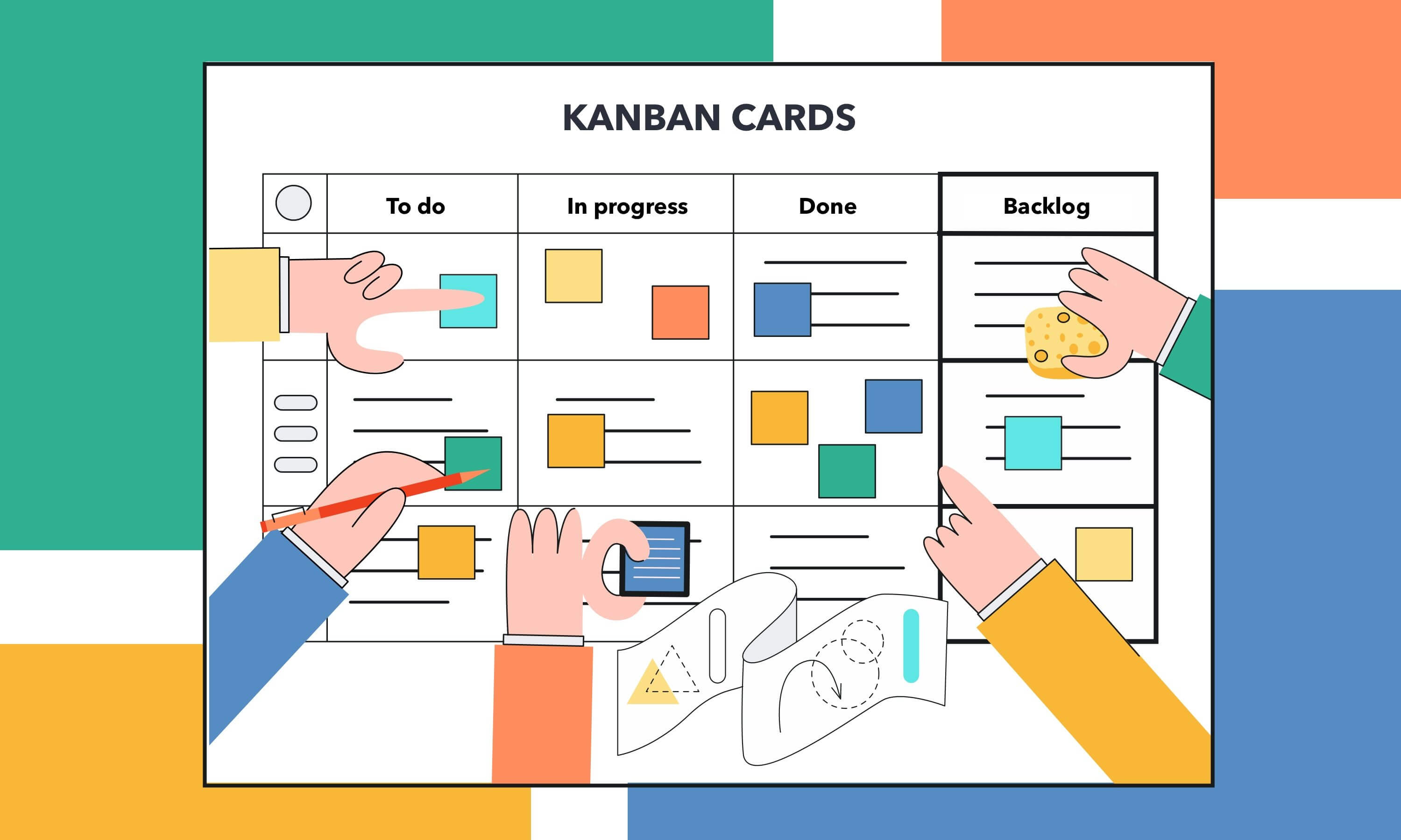 Get Started Using Kanban Cards More Competently