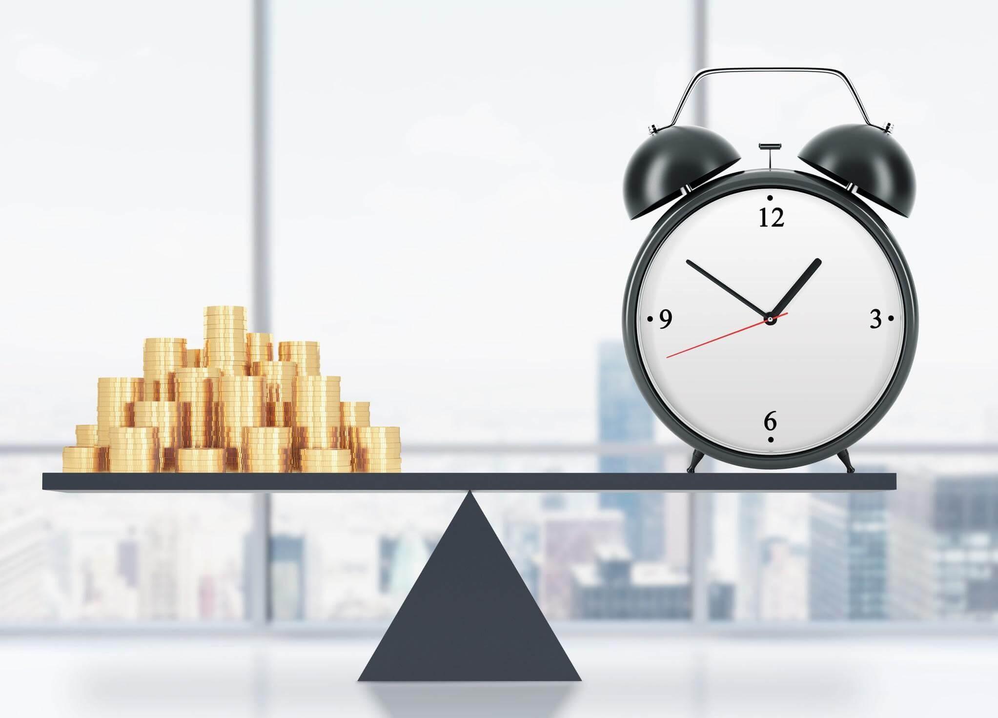 Earned value management principles