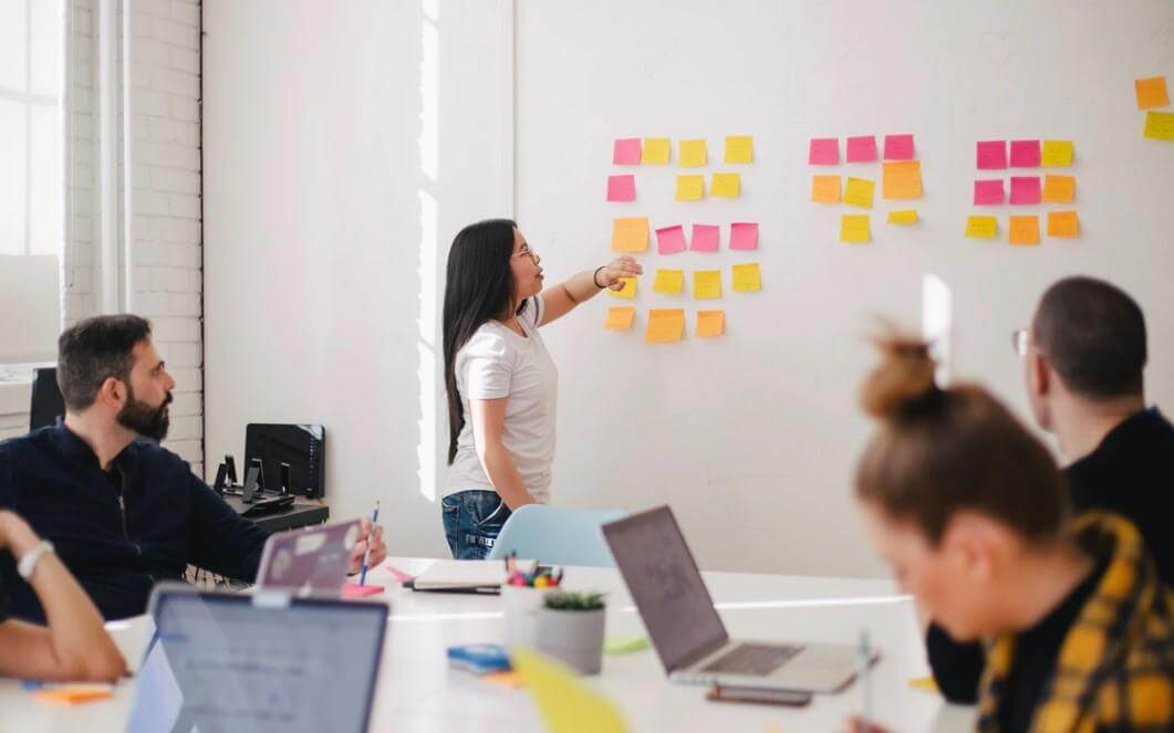 Ezamples of Scrum task boards