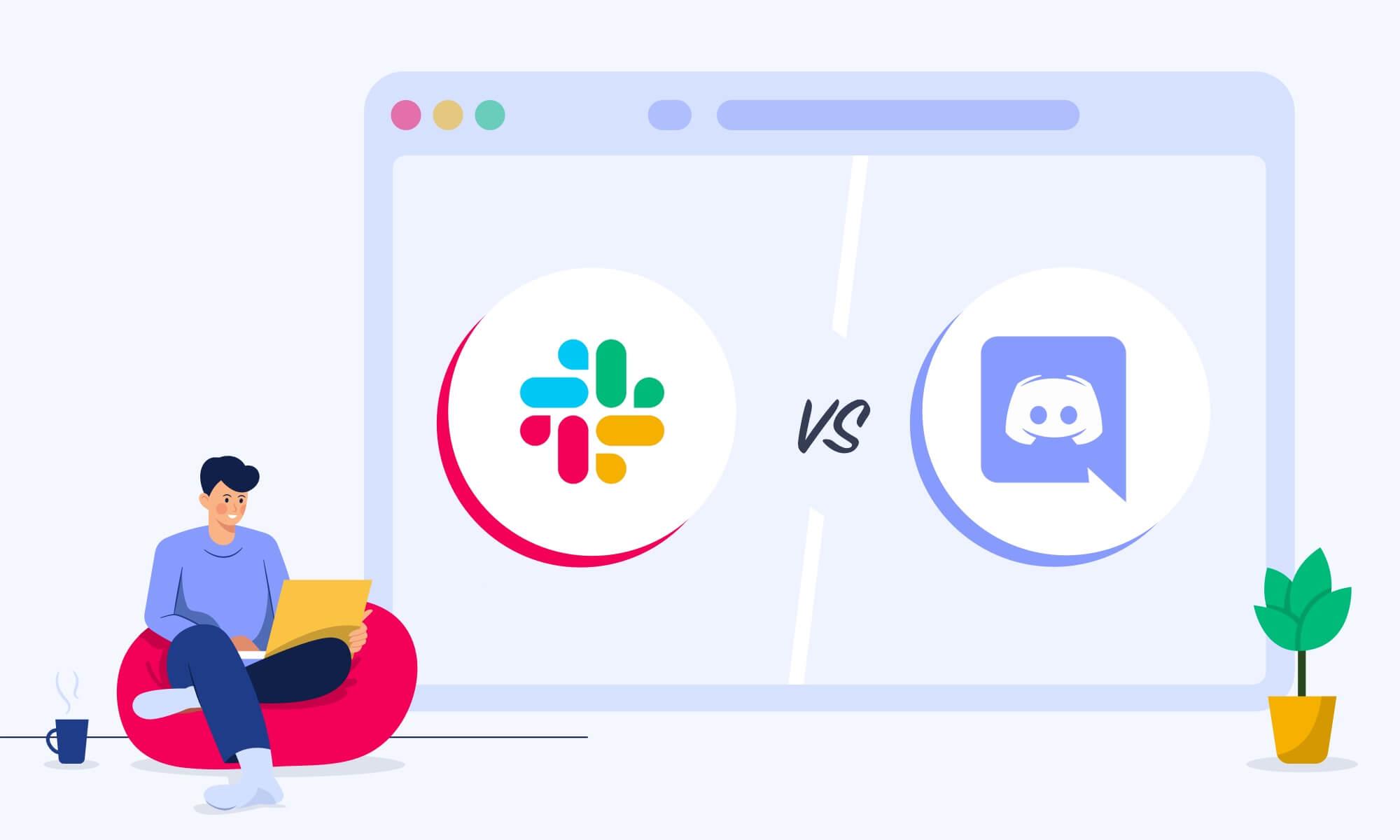 Slack and discord same company