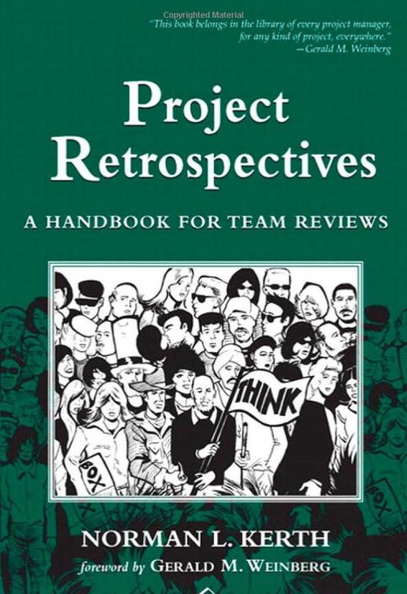 retrospective book