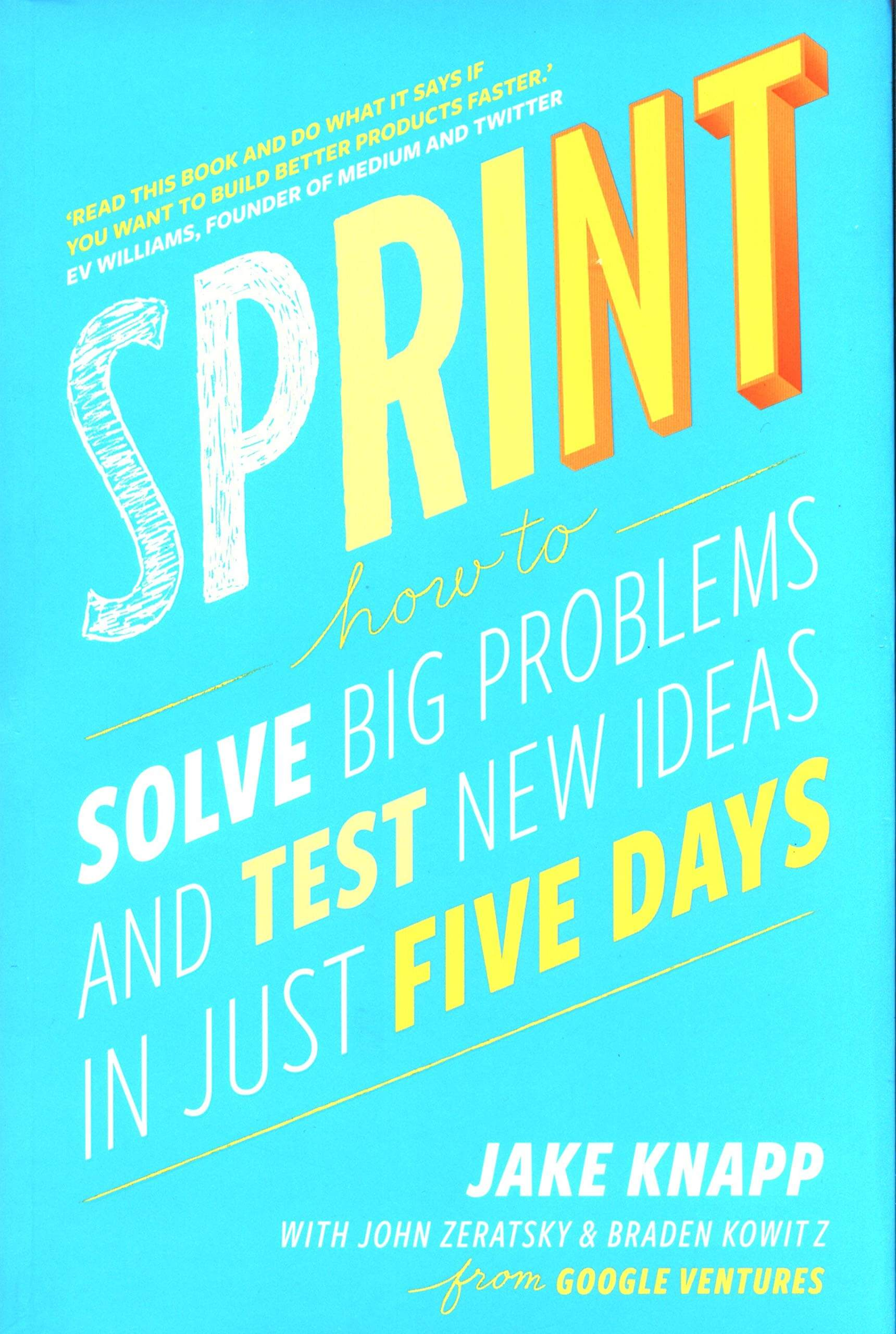 Best books about Sprint Review