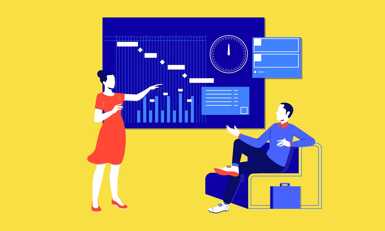 Agile Gantt charts
