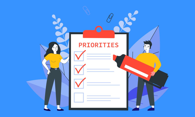 Best prioritization methodologies